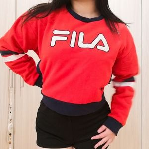 Fila Oversized sweater